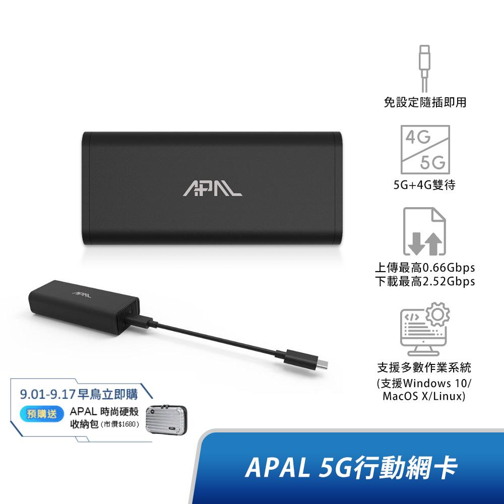 APAL 5G行動網卡