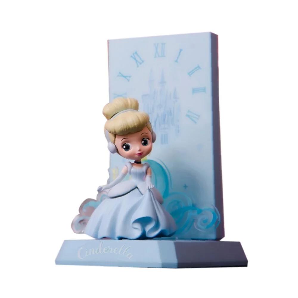 迪士尼公主系列 小夜燈無線充電座 灰姑娘