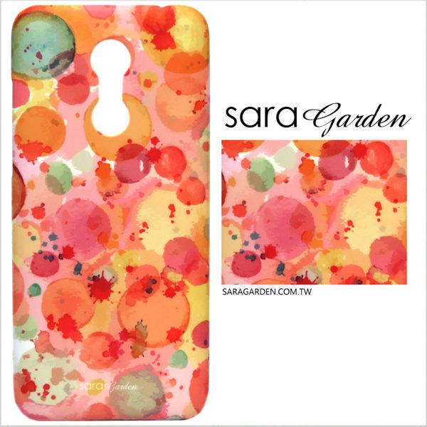 【Sara Garden】客製化 手機殼 華為 P9 保護殼 硬殼 潮流潑墨