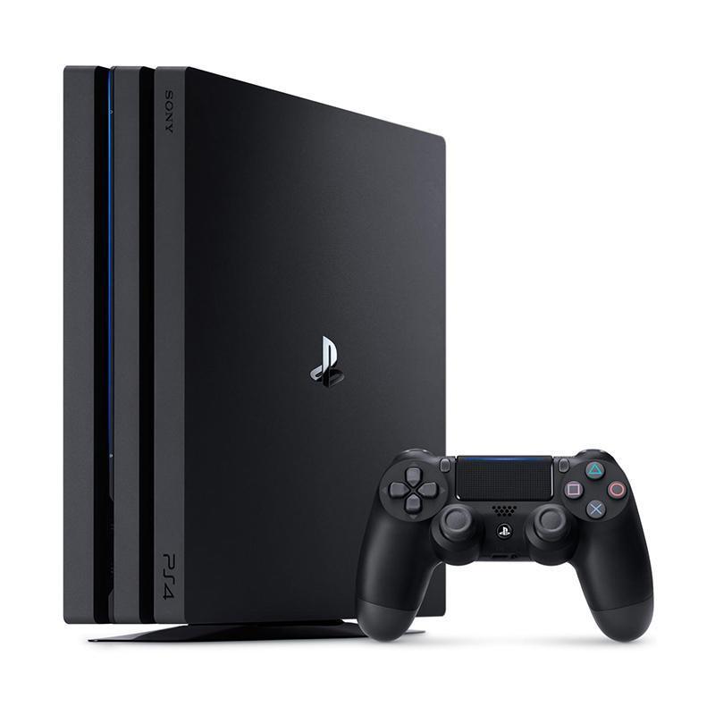 SONY PS4 Pro 1TB 黑 (CUH-7117BB01)軟體優惠組