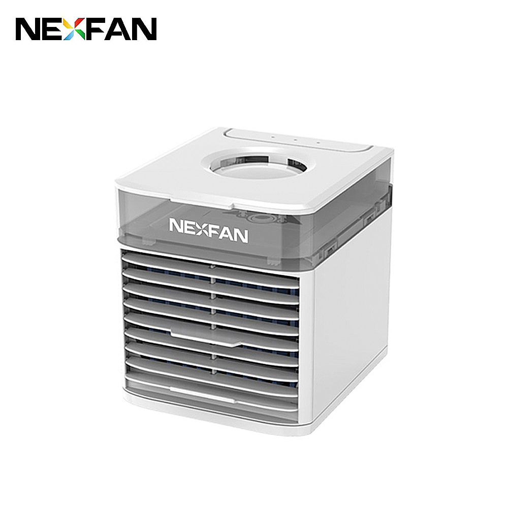 【NexFan Ultra】 UV-C四合一冰風扇 (白)