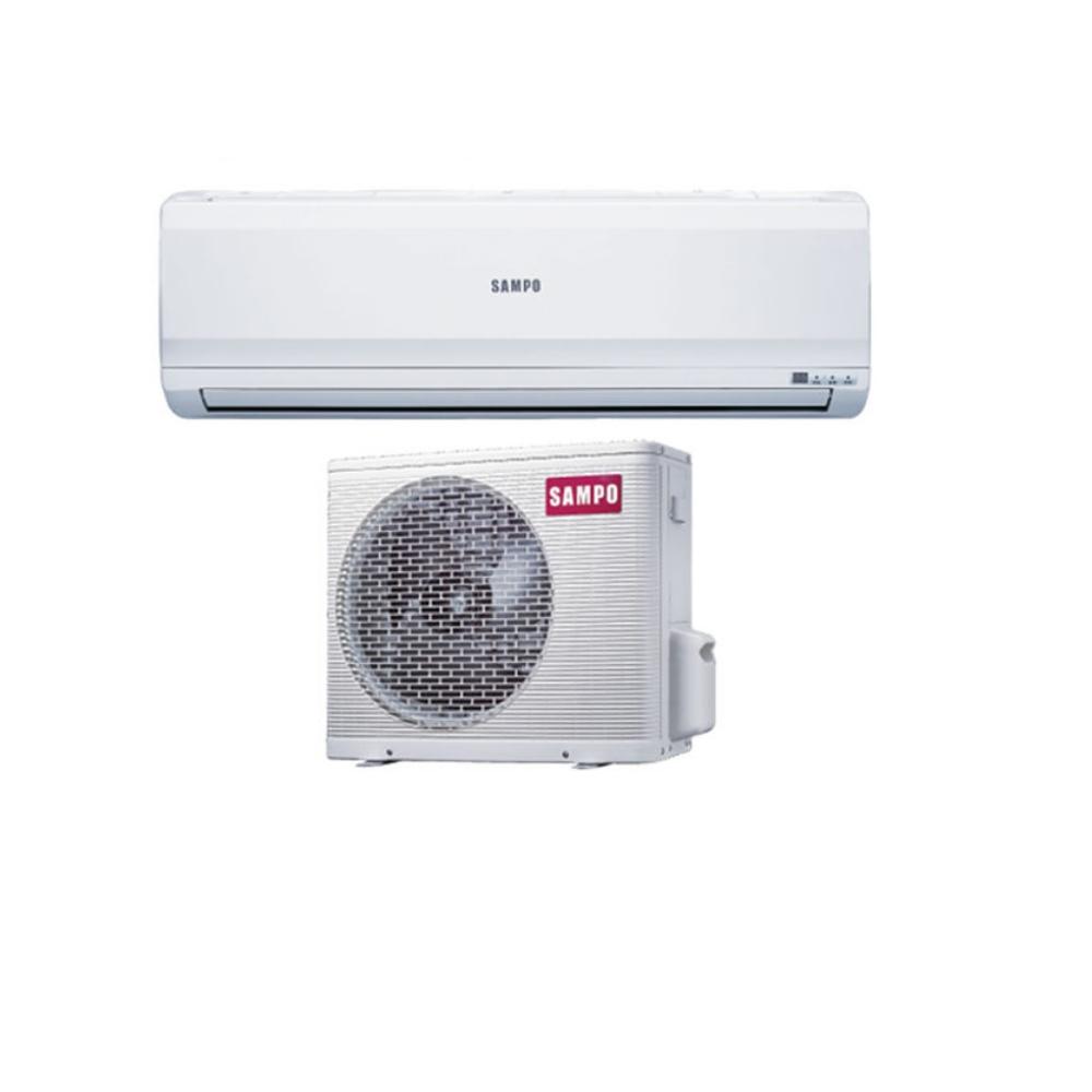 ★含標準安裝★【SAMPO聲寶】定頻分離式冷氣AU-PC41/AM-PC41《6坪》