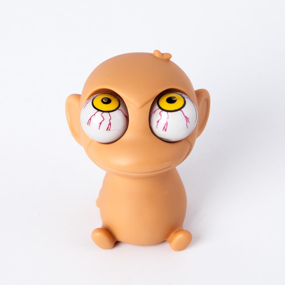 Funny捏捏樂-爆眼猴-生活工場