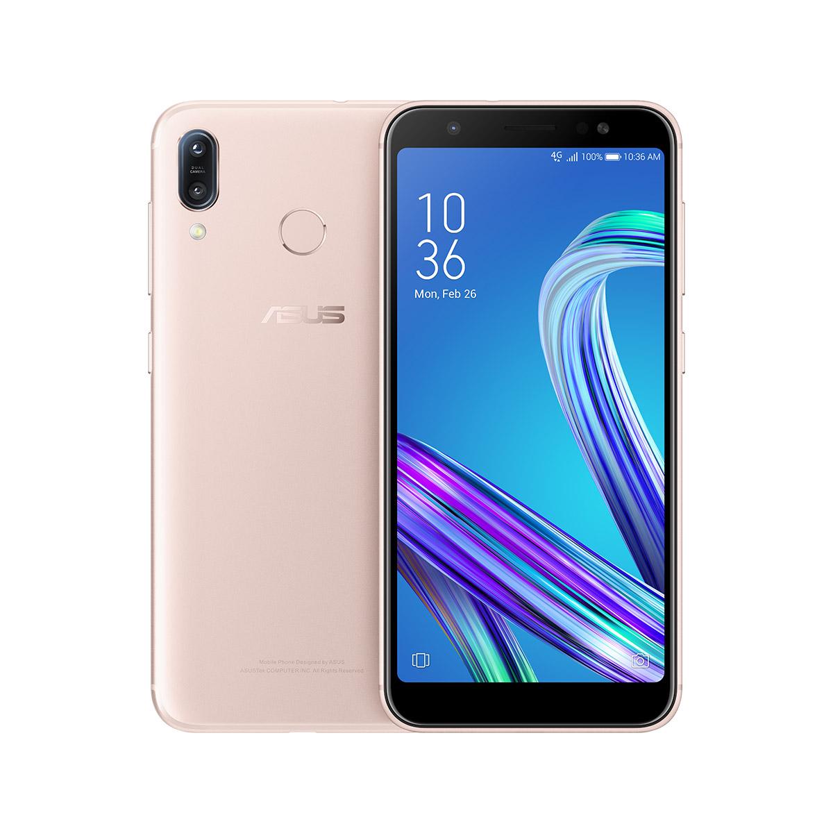 ASUS ZenFone Max ZB555KL 2G/32G 5.5吋 智慧型手機_豔陽金