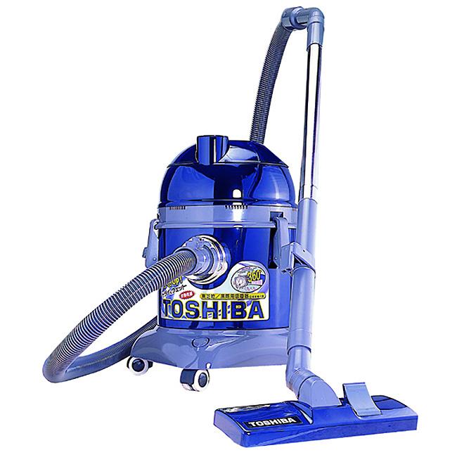 【TOSHIBA東芝】渦輪馬達乾濕兩用吸塵器 TVC-2215
