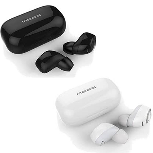 MEES T6 真無線立體聲防水防汗藍牙耳機 黑色