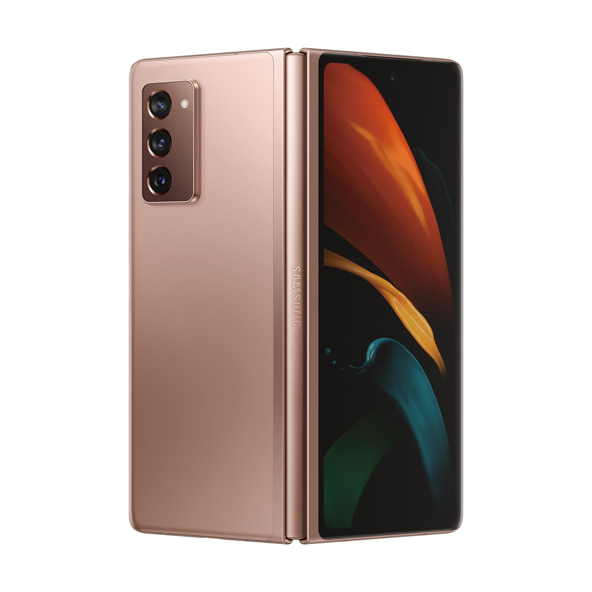 SAMSUNG Galaxy Z Fold2 5G 12G/512G【下殺92折】