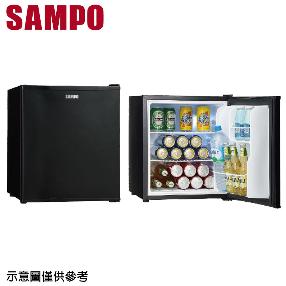 【SAMPO聲寶】48公升單門冰箱KR-UA48C(只送不裝)