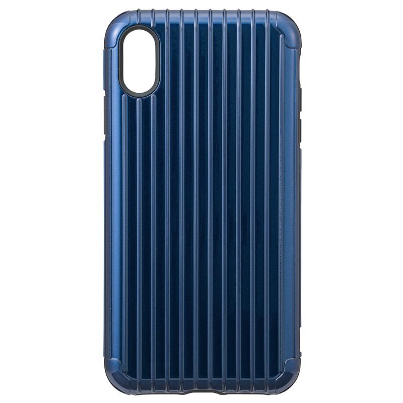 Gramas經典手機殼 iPhoneXs Max 藍