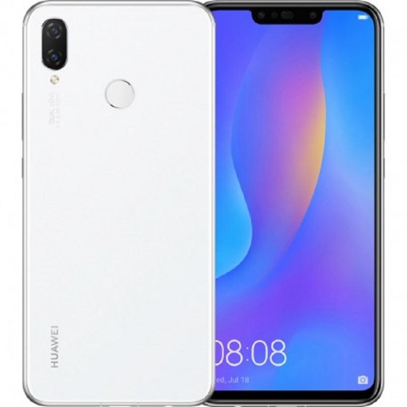 HUAWEI Nova 3i (4G/128G) 6.3智慧型手機 白色-贈行動電源