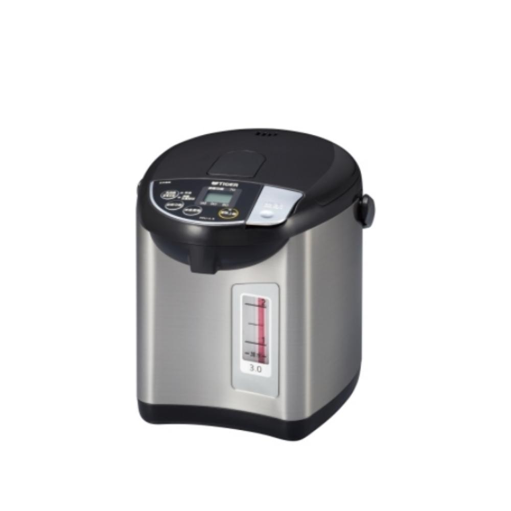 TIGER虎牌 3.0L超大按鈕電熱水瓶 PDU-A30R