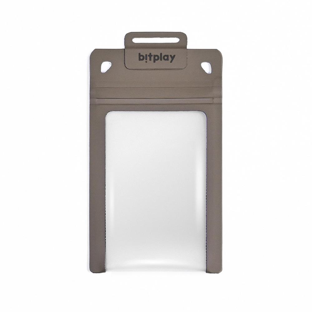 bitplay AquaSeal Badge Holder 防水機能證件套-沙漠黃