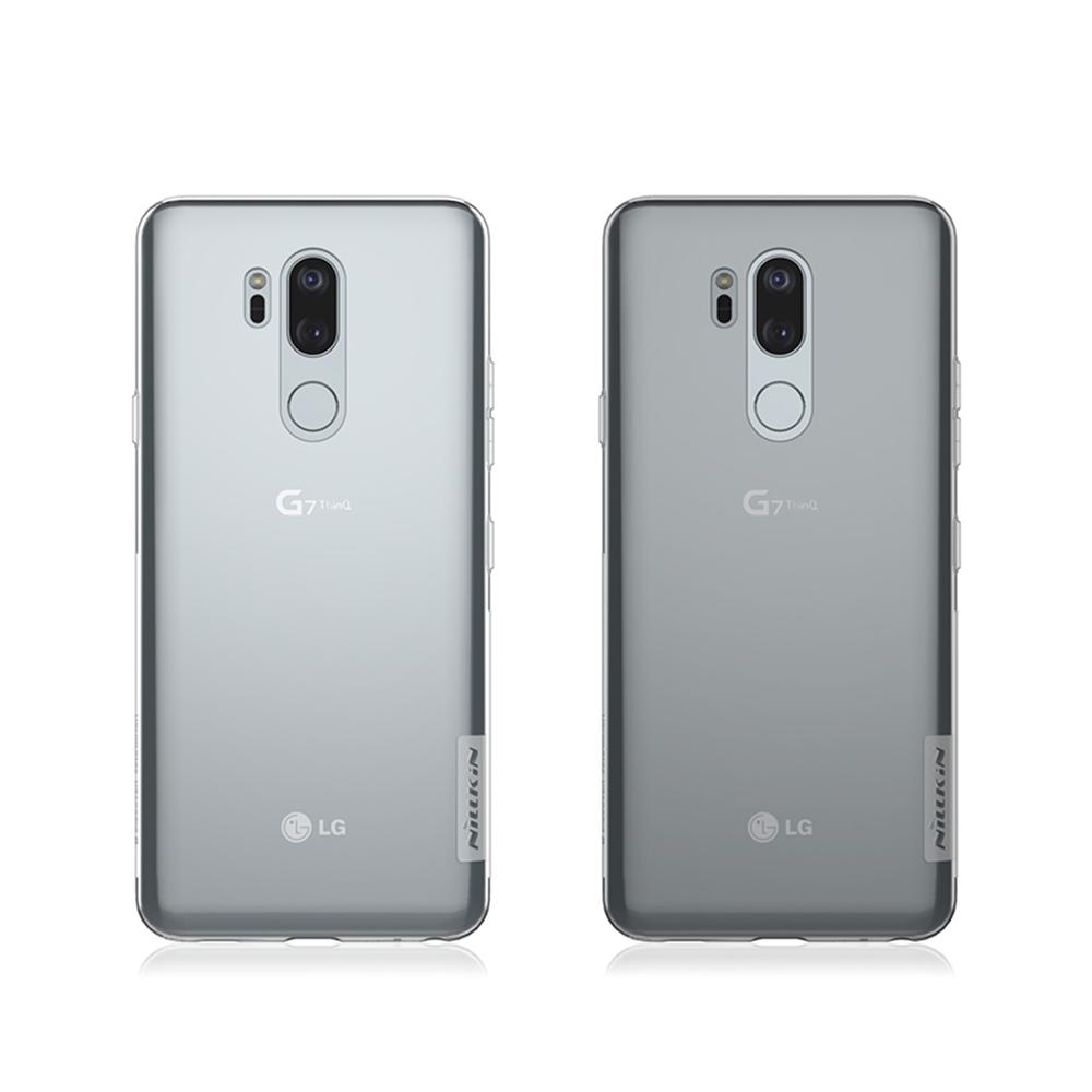 NILLKIN LG G7/G7+ ThinQ 本色TPU軟套(深灰)
