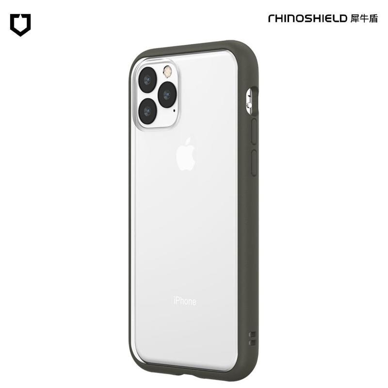 犀牛盾 MOD NX防摔背蓋手機殼  iPhone 11 Pro 5.8(2019) 泥灰