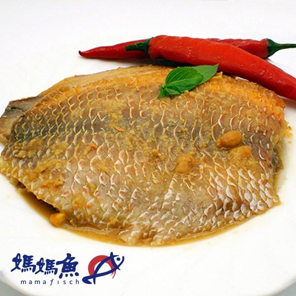 《媽媽魚N》養殖紅尼羅魚排(150g/片,共3片)