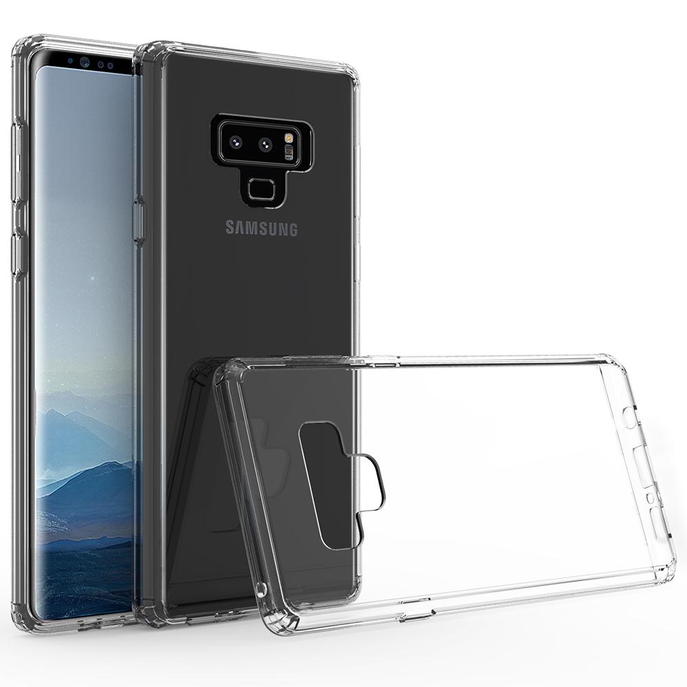 QinD SAMSUNG Galaxy Note 9 雙料保護套