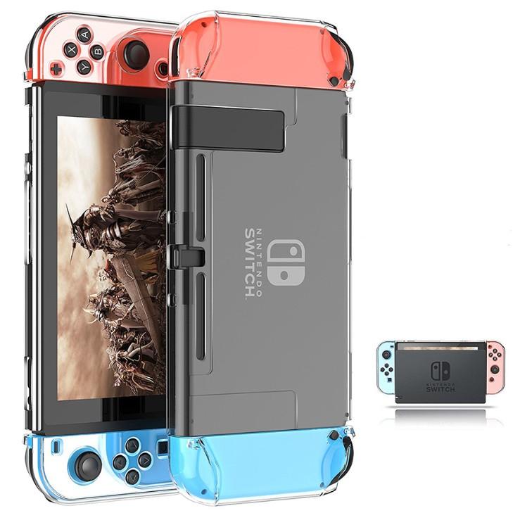 任天堂 Nintendo Switch 全包式透明超薄保護水晶殼保護殼