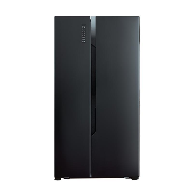TATUNG大同 540L變頻雙門對開冰箱 一級能效 雅緻黑 TR-S1545VHM【贈基本安裝】