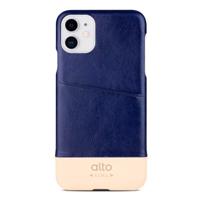 alto 背蓋 Metro iPhone11 6.1 藍/本
