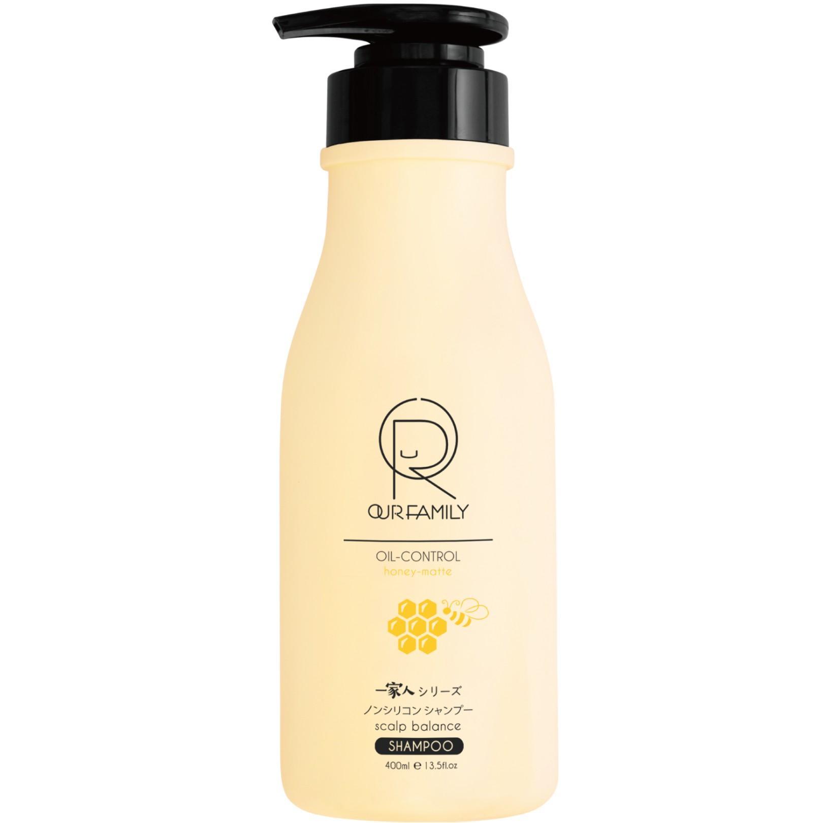 【1/1-2/28買一送一】一家人 益生菌控油洗髮精 400ml