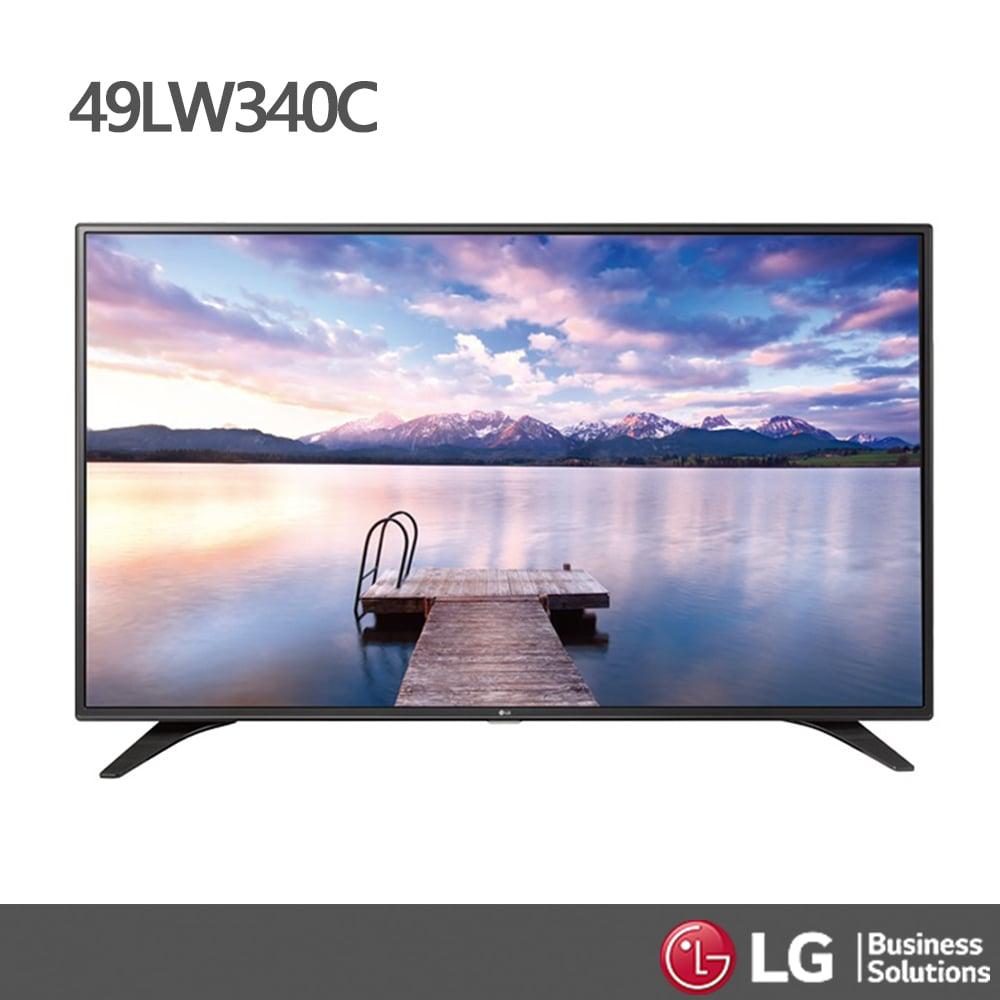 LG 49型LED液晶電視 49LW340C