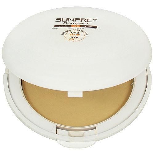 MONA FREMA 荷麗美加 上麗高效防曬粉餅SPF50 PA+++(10g) 00象牙白