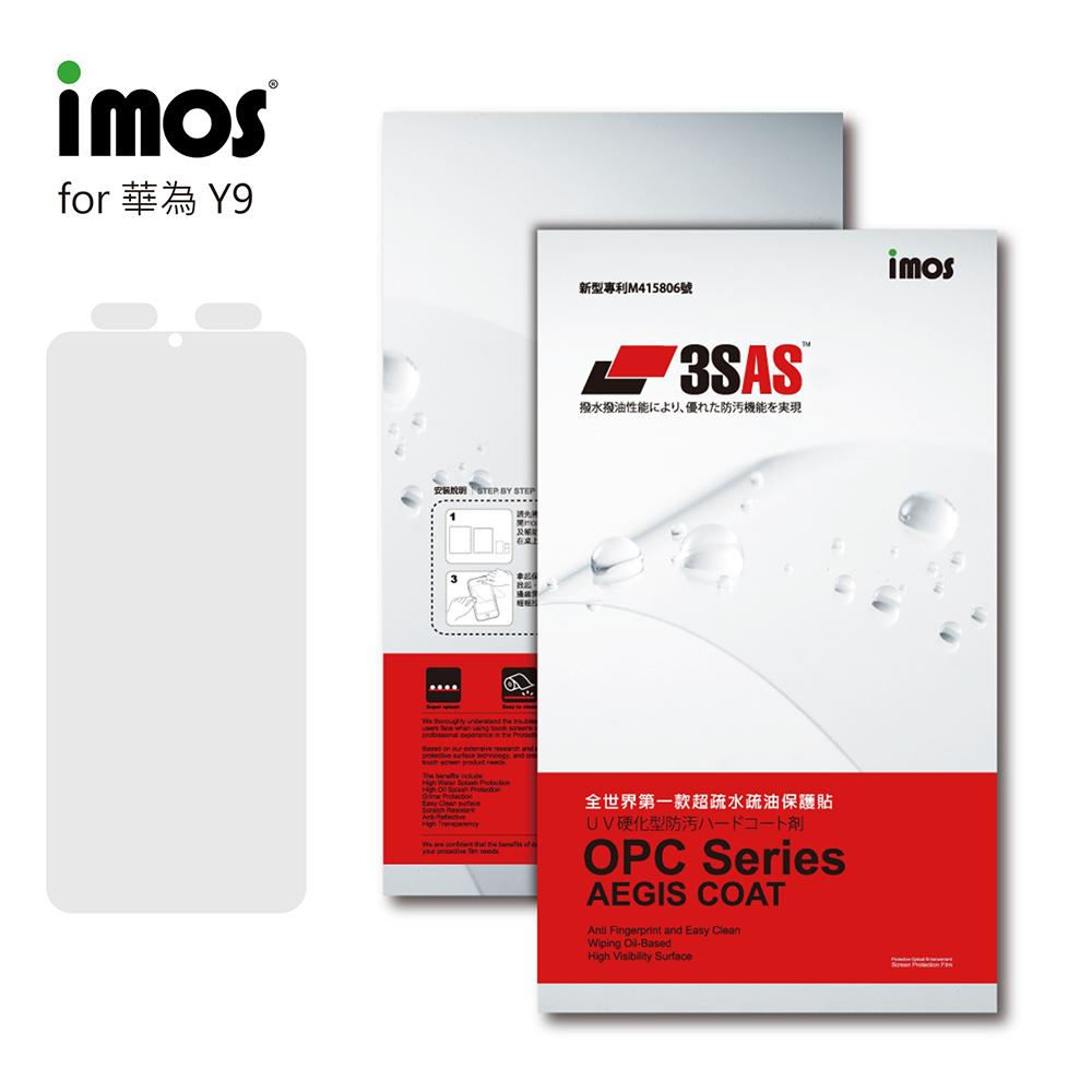 iMOS HUAWEI Y9 3SAS 螢幕保護貼