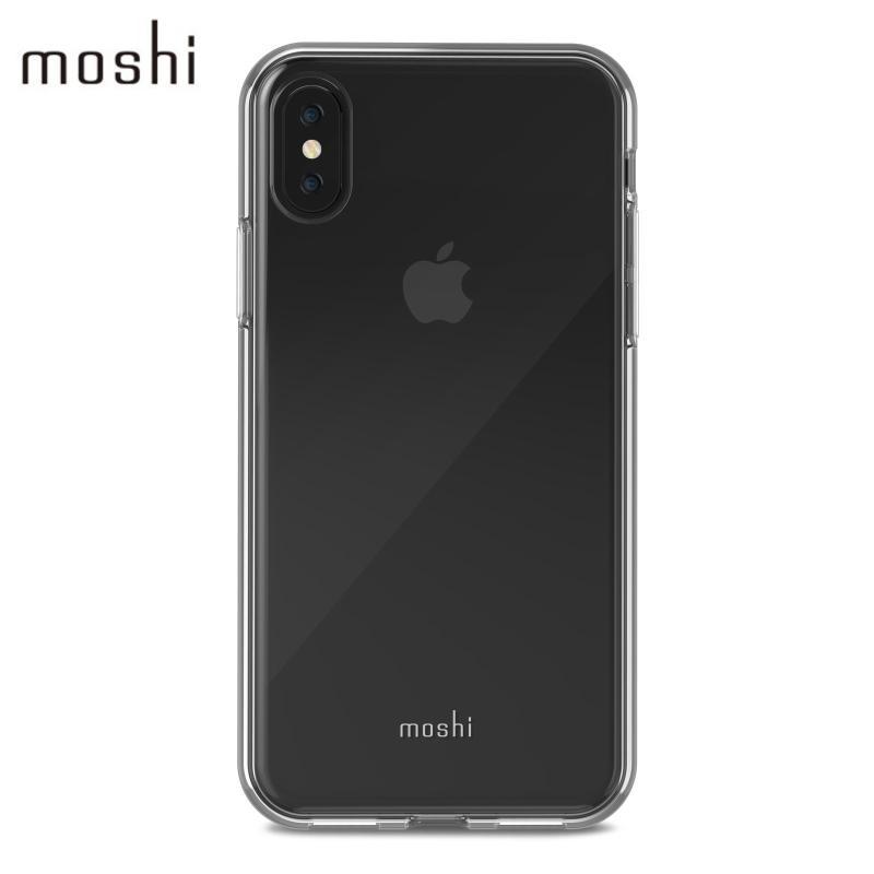 moshi Vitros 超薄透亮保護殼 iPhone Xs 透
