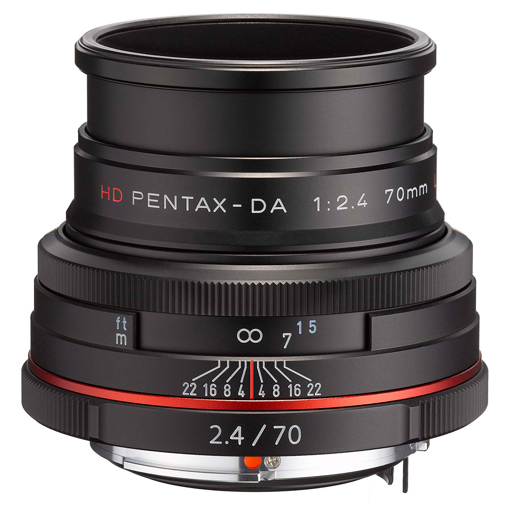 PENTAX HD DA 70mm F2.4 Limited _黑色【公司貨】