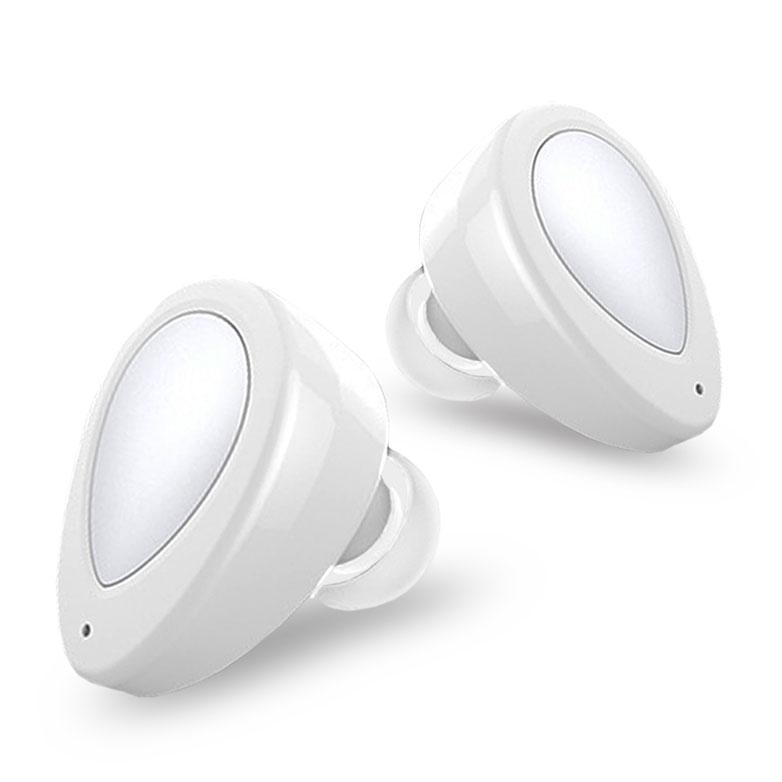 【長江】NAMO K2雙耳立體聲迷你無線藍牙耳機-白