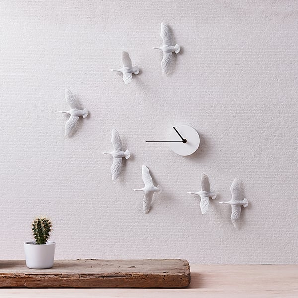 haoshi 良事設計|候鳥時鐘 - V form