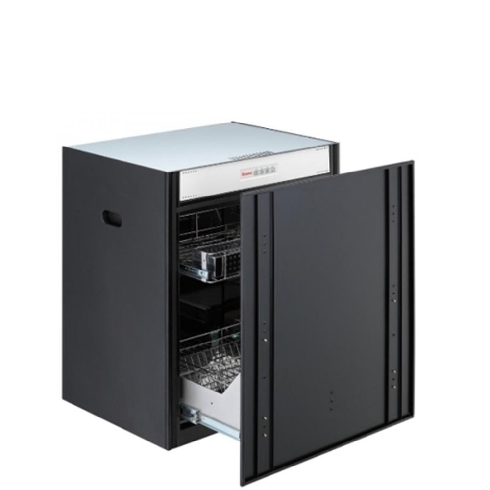 (全省安裝)林內嵌門式落地臭氧60公分烘碗機RKD-6035S