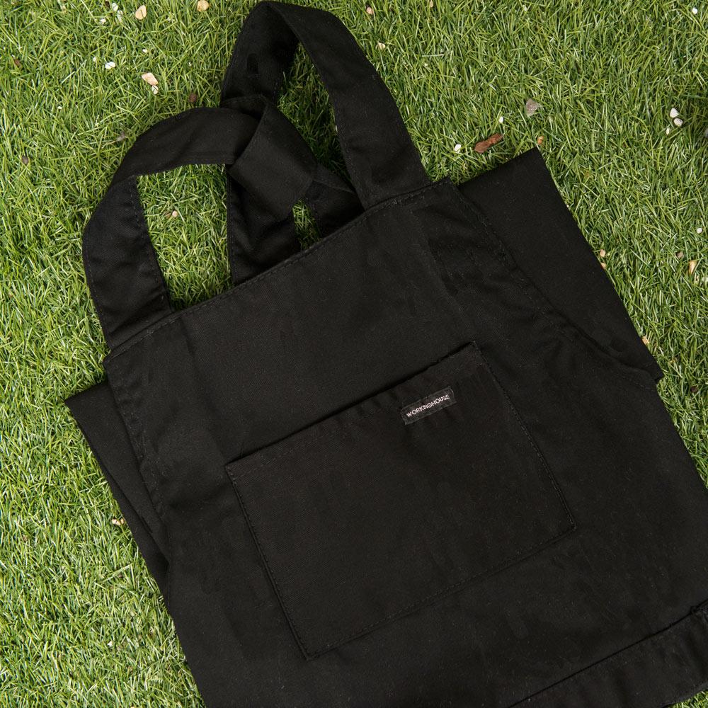 YUMMY  H型圍裙-黑色-生活工場