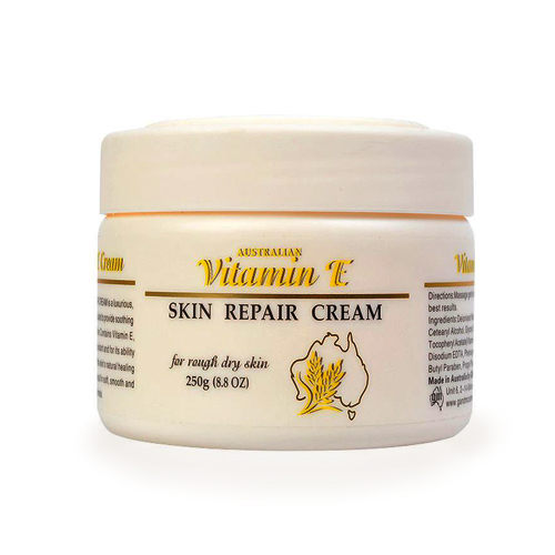 澳洲G&M 維他命E肌膚修復綿羊霜 Vitamin E Skin Repair Cream 250g