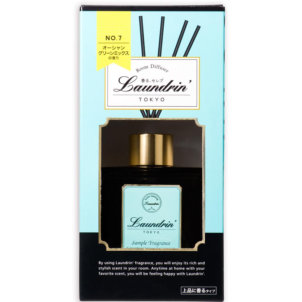 日本Laundrin'朗德林香水系列擴香-NO.7香氛 80ml x2入