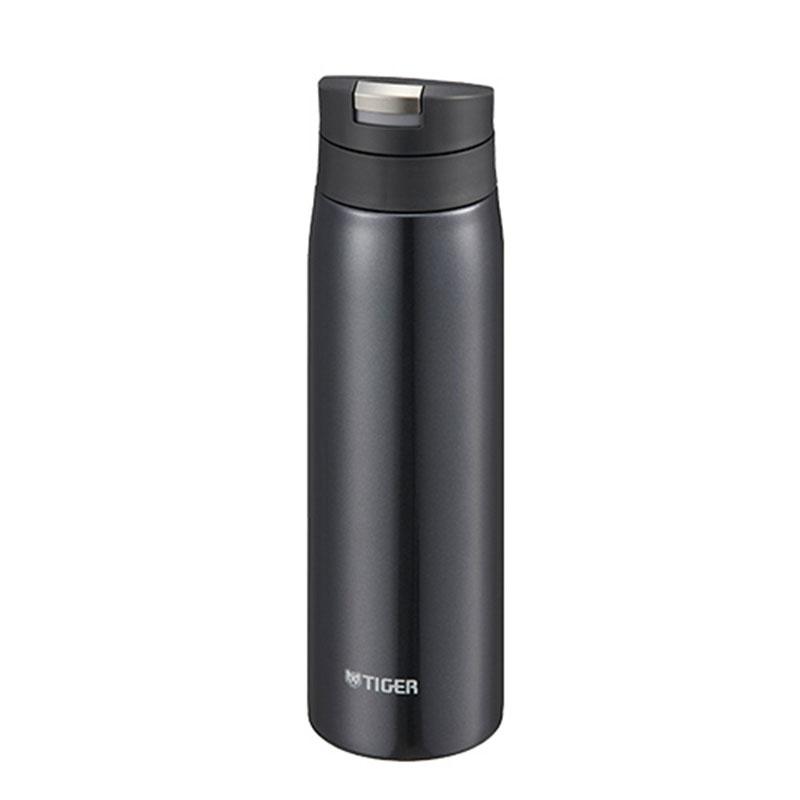 TIGER虎牌 0.5L極輕量真空保溫杯(MCX-A501炭黑)