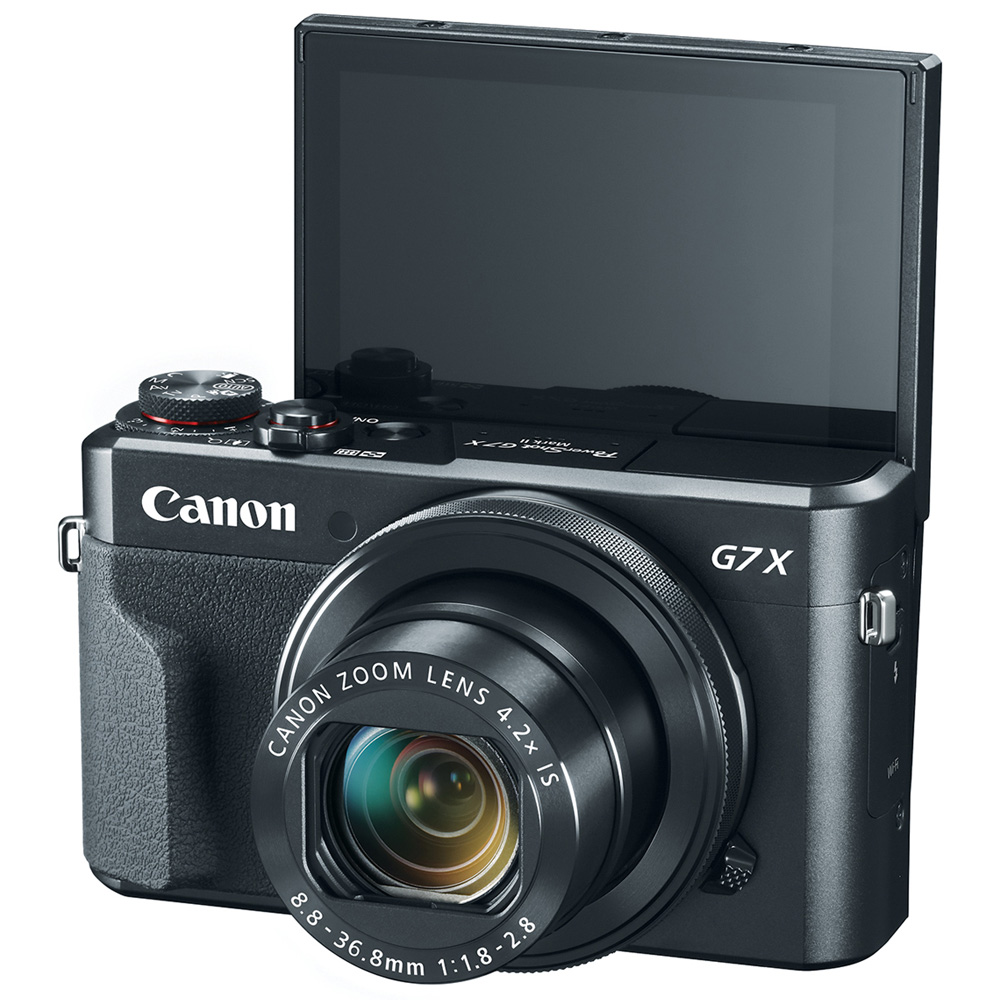 Canon G7 X Mark II (G7X MK2) 專業類單眼相機(公司貨)-送16G記憶卡