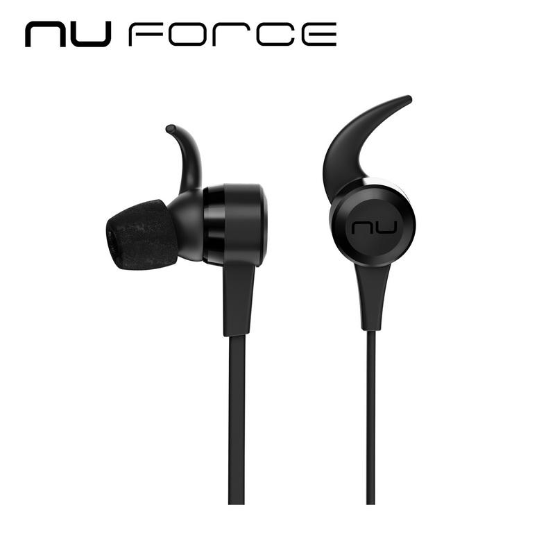 【NuForce】BE Live 5經典時尚防水藍牙耳機 質感金