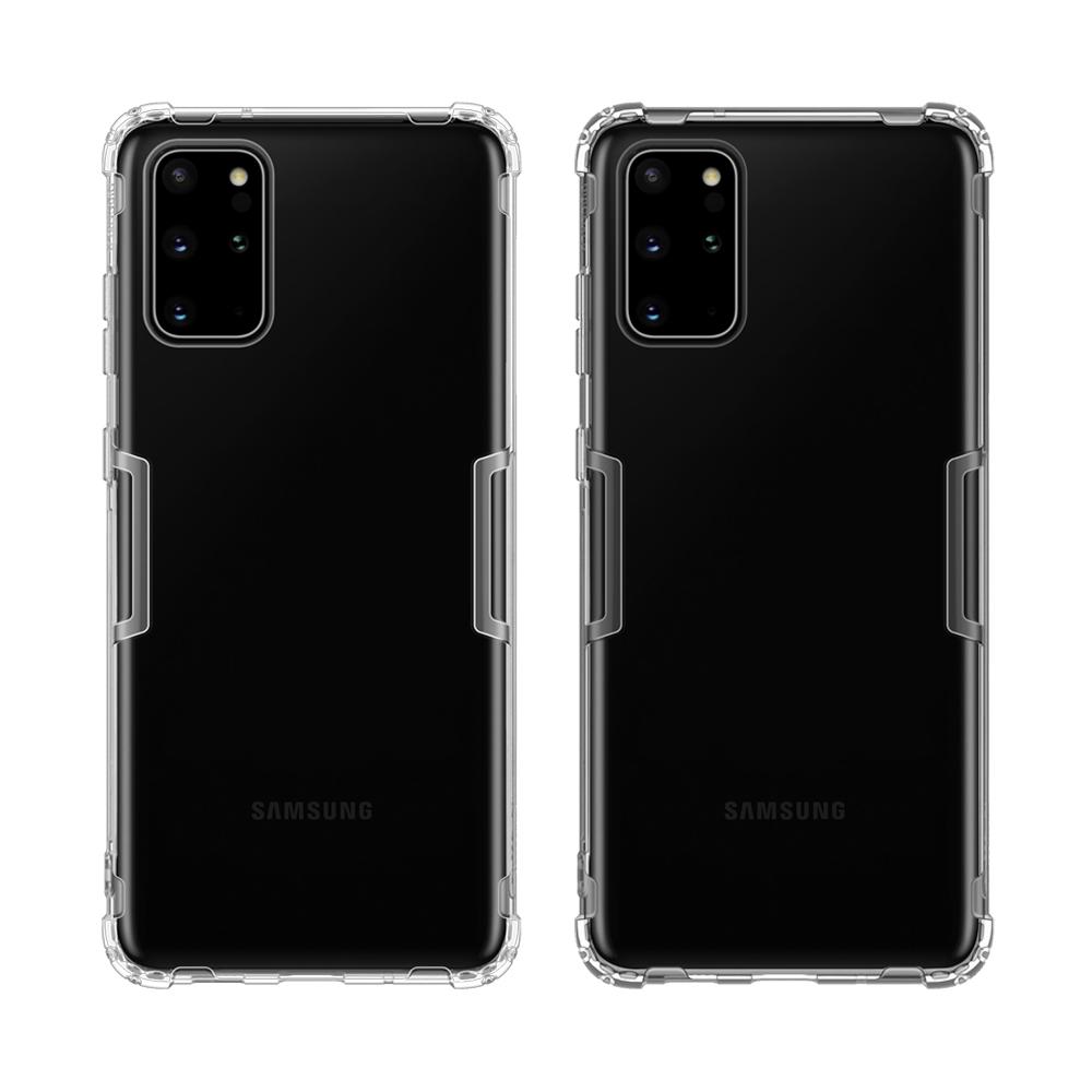 NILLKIN SAMSUNG Galaxy S20+ 本色TPU軟套(透白)