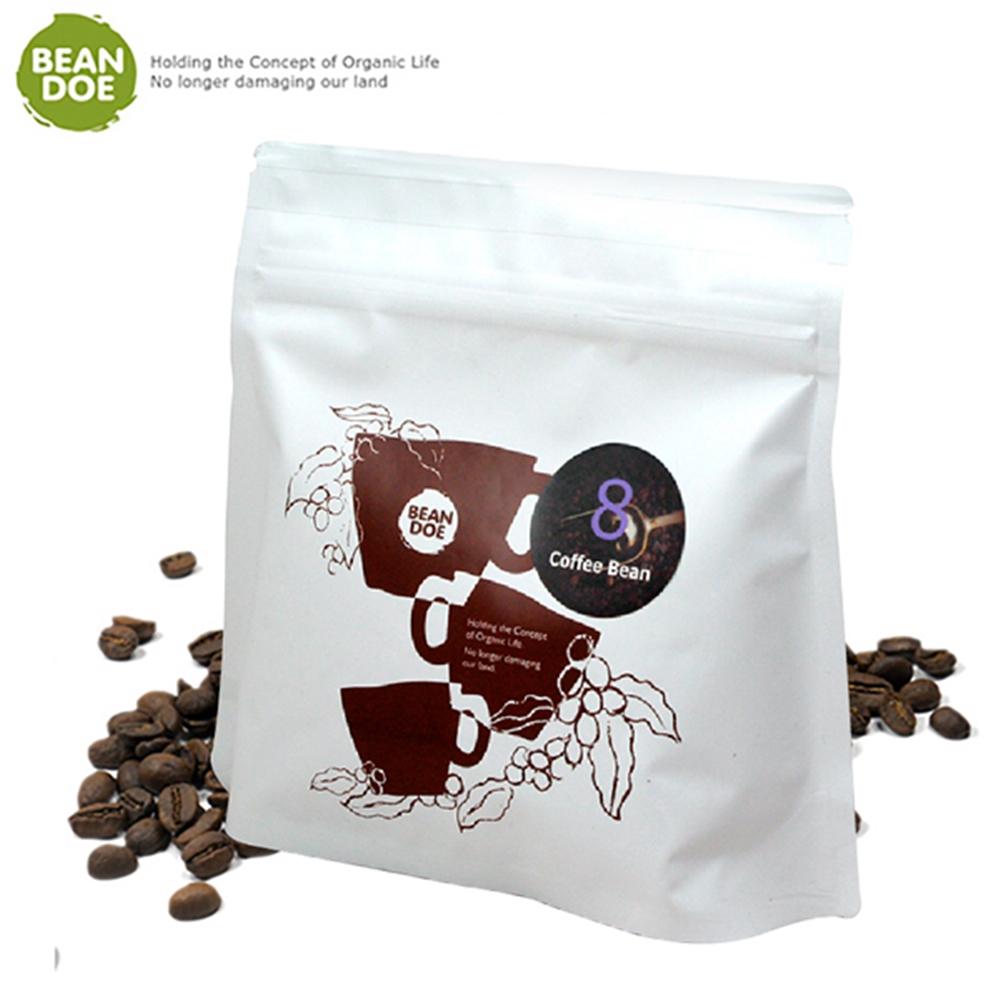 《繽豆》咖啡豆(淺焙)(0.5磅/袋,共兩袋)