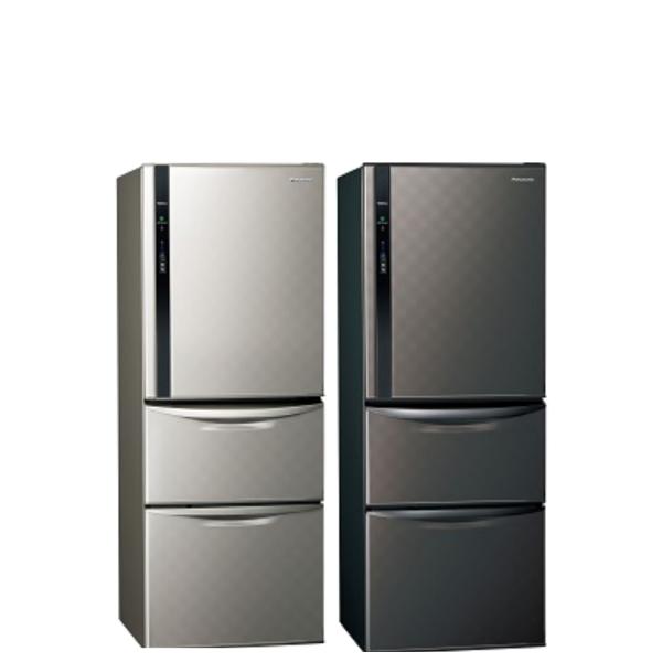 Panasonic國際牌468公升三門變頻冰箱絲紋灰NR-C479HV-L