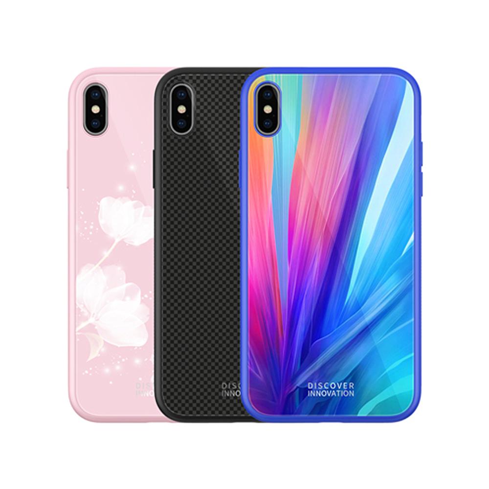 NILLKIN Apple iPhone Xs Max 晶曜保護套(粉色)