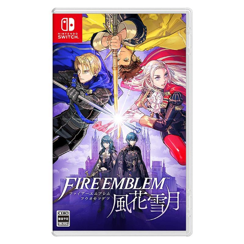 Nintendo Switch 聖火降魔錄 風花雪月 中文豪華版