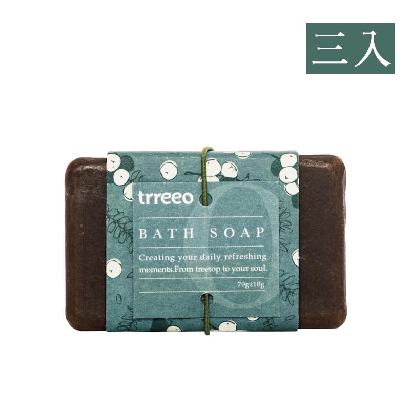 【樹重奏】艾草淨化皂(三入組)