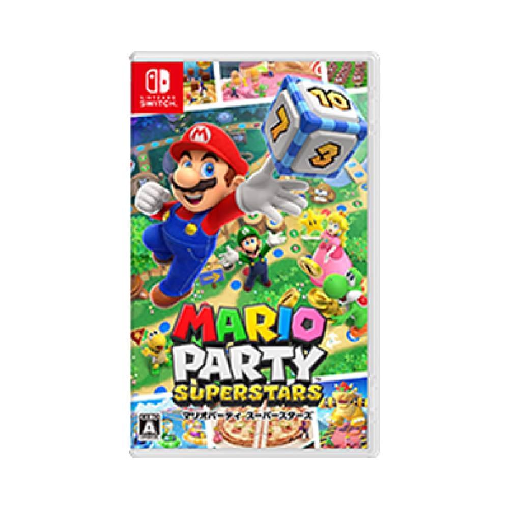 【預購】Nintendo Switch 瑪利歐派對 超級巨星 中文版