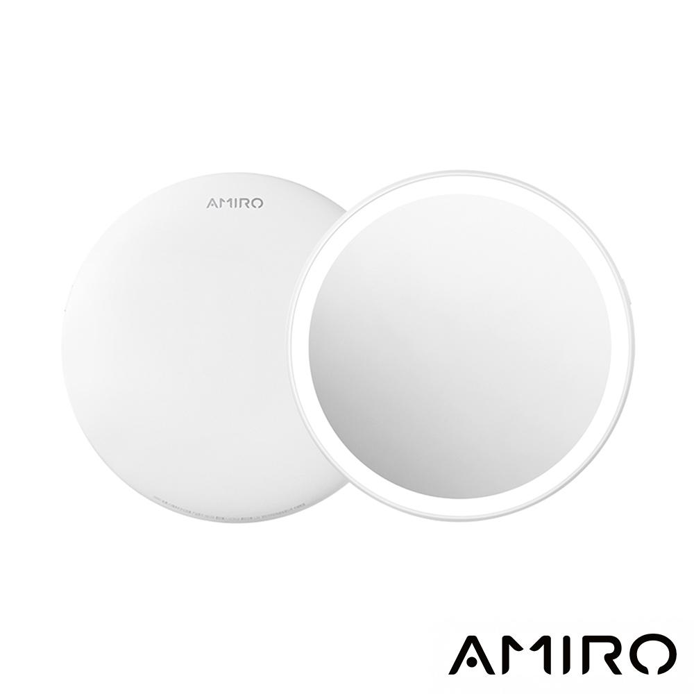 AMIRO Free 隨身日光鏡 - 白