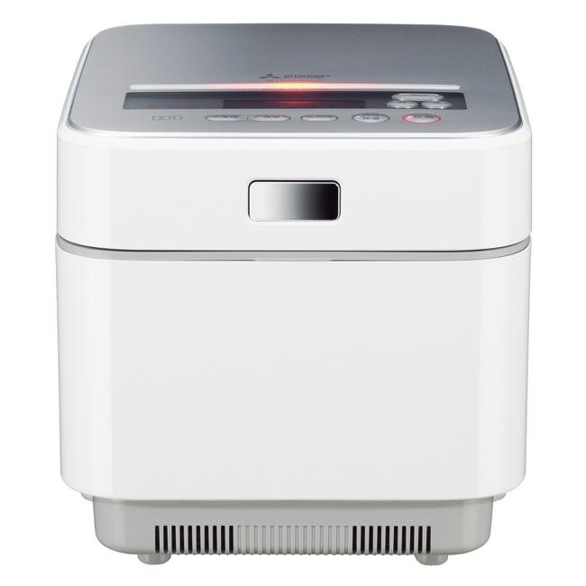 ★日本原裝進口【MITSUBISHI三菱】六人份蒸氣回收IH電子鍋(白色) NJ-EXSA10JT-W