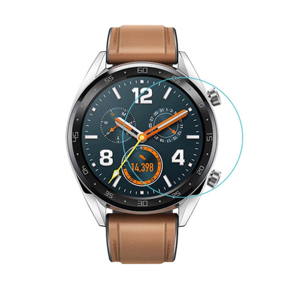 Qii HUAWEI Watch GT(35mm) 玻璃貼 (兩片裝)
