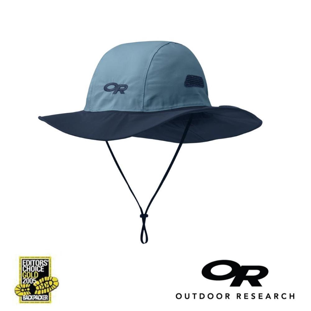 【美國Outdoor Research】丹寧藍S-經典款防水透氣防曬可折疊遮陽帽