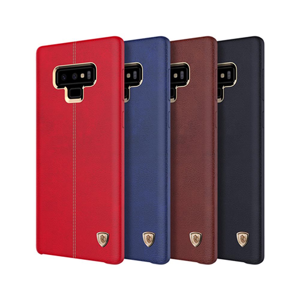 NILLKIN SAMSUNG Galaxy Note 9 英士保護殼(棕色)